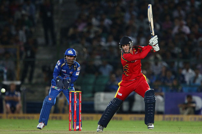 Dwaine Pretorius of the Highveld Lions