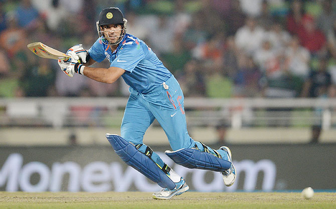 Is Yuvraj to be blamed for India's loss in the World T20 final?