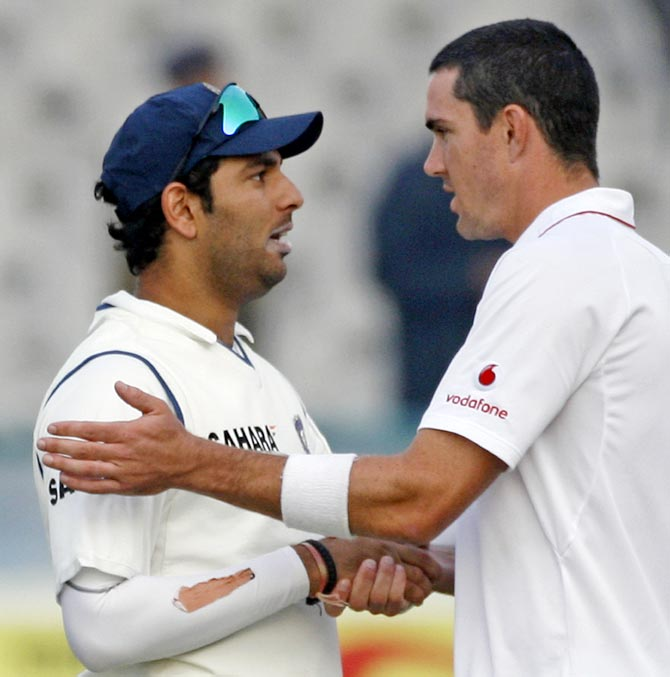 Yuvraj did not deserve the unwarranted criticism, says Pietersen