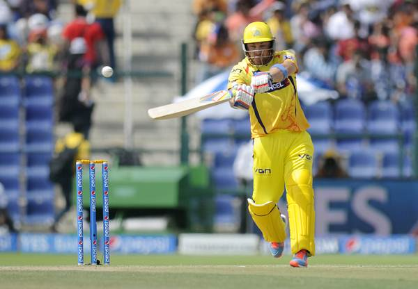 CSK has four captains, but it's Dhoni who calls the shots