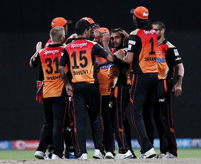 Can Sunrisers tame Punjab's rampaging batting line-up?