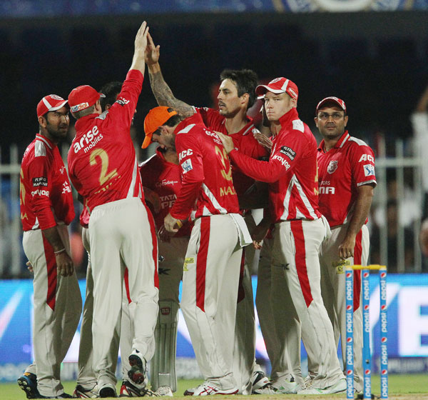 IPL PHOTOS: Kings XI Punjab ease past Sunrisers Hyderabad
