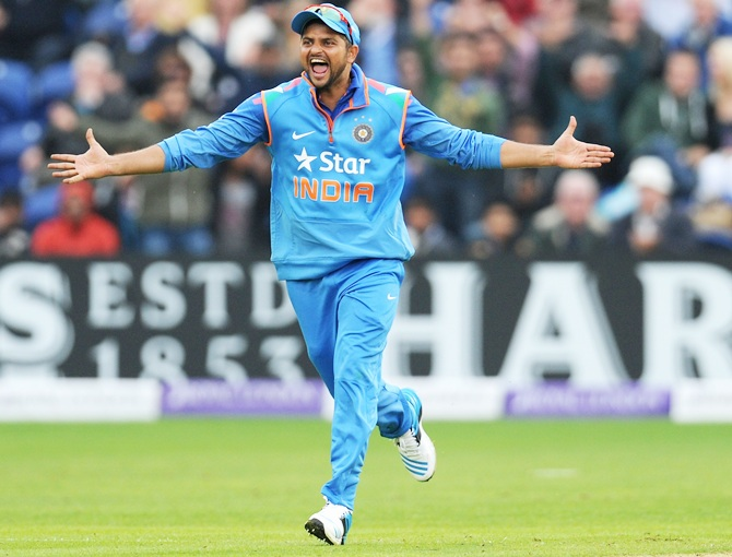 Stats: Suresh Raina joins ODI specialists' club