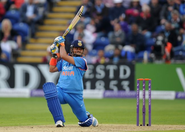 Gavaskar rates Raina's Cardiff knock 'one of the best' overseas