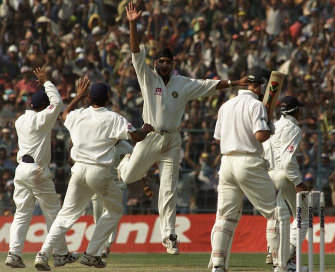 Ganguly recalls historic 2001 Eden Gardens win vs Aus