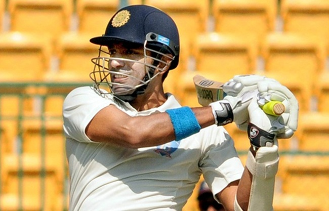 Robin Uthappa in action