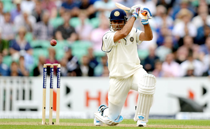 Figure out captain cool Dhoni's Test career! - Rediff Cricket