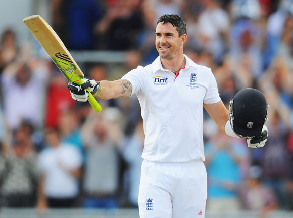 Kevin Pietersen set up many victories for England.