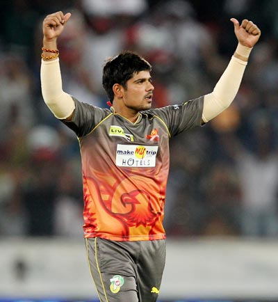 Have to repay faith that Sunrisers have shown in me, says Karn