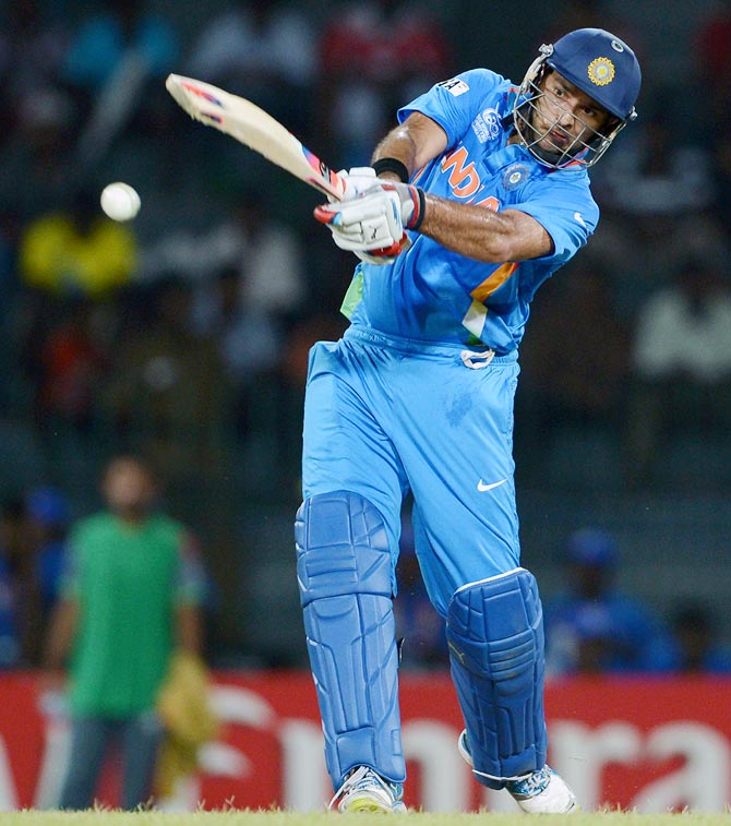 Huge IPL bid gives Yuvraj another shot at ODI comeback