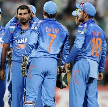India regain No 1 ODI ranking after Australia lose to England