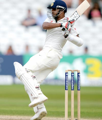 Binny makes a mark as first Test vs England ends in drab draw