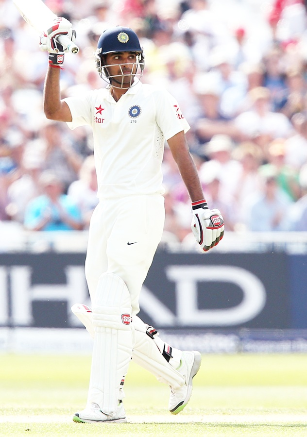 Stats: Bhuvneshwar Kumar shines in unlikely batting record