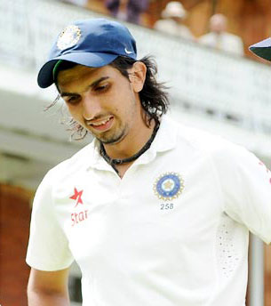 Ishant Sharma ruled out of fourth Test against England