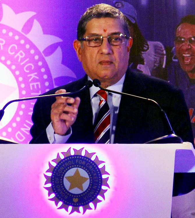 BCCI elections: Lifeline for Srinivasan, Ganguly