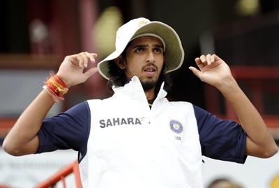 Zaheer wants Ishant to deliver in England