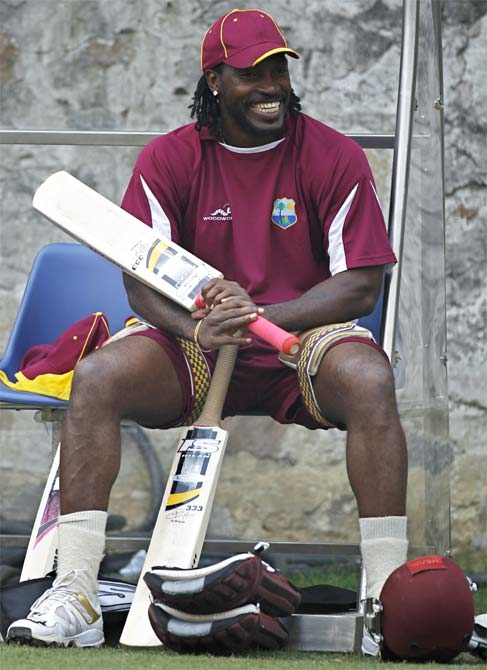 Chris Gayle unplugged: 'I can score a century on any conditions; I'm the best spinner'