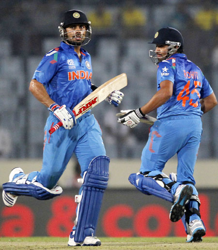 World T20: India thrash West Indies, score second straight win