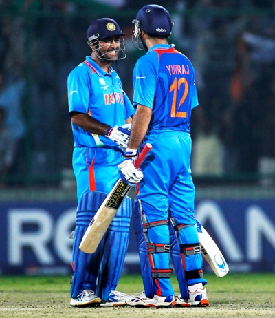 'Yuvraj is not in great touch and under pressure at the moment'