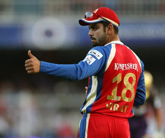 'It's the away games that Royal Challengers are focusing on more'