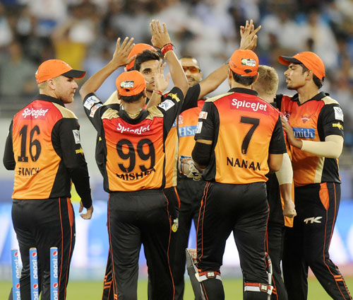 'Sunrisers Hyderabad have the best bowling line-up in the IPL'