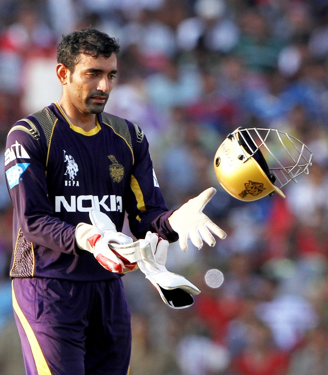 Uthappa opens up about battling sucicidal urges