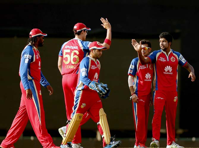 RCB captain Kohli hails team after close win over Chennai