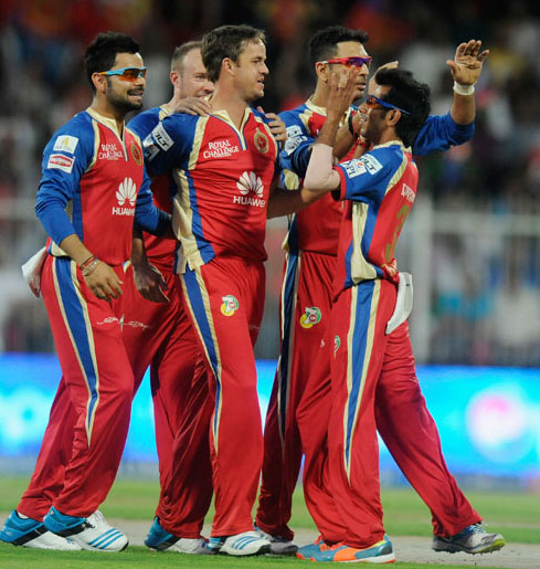 IPL: Bangalore to play for pride as CSK test looms