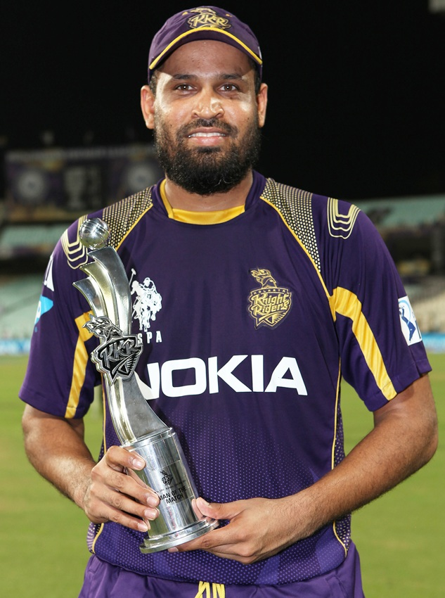 My critics don't know how hard I work: Yusuf Pathan