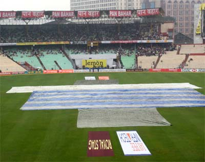 IPL Qualifier 1 match postponed following rain in Kolkata