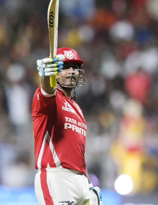 Sanjay Bangar is as calm as Gary, says Sehwag