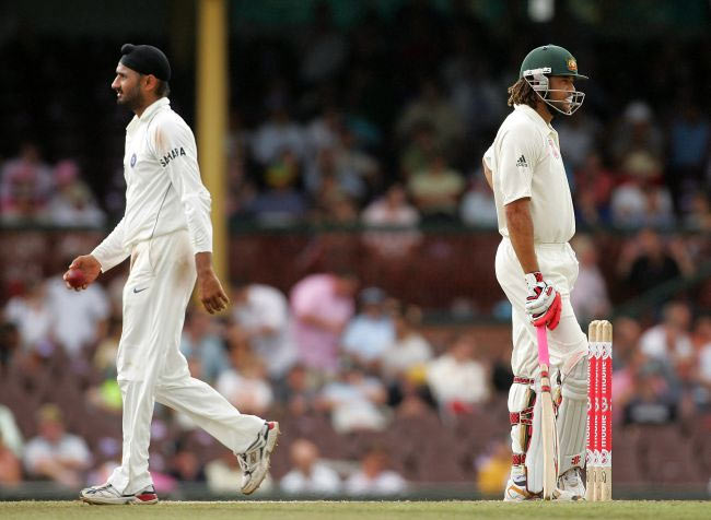 Harbhajan denies he apologised to Symonds for 'monkeygate' row