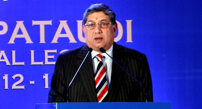 Why Srinivasan was cleared, and Meiyappan, Kundra indicted