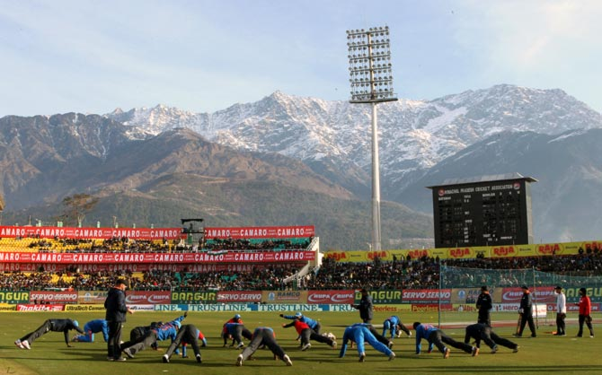 What to expect from the wicket for the decider in Dharamsala?