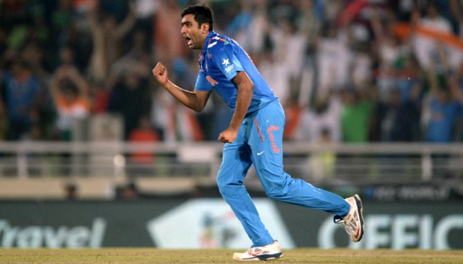 Ashwin reveals secret of his success in ODIs