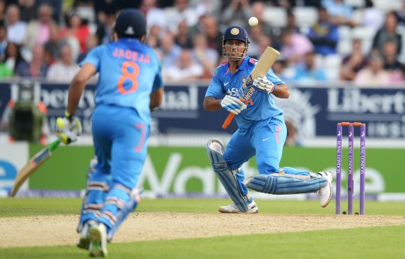 Too many soft dismissals cost us the game: Dhoni