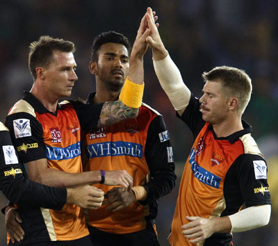 IPL 8 Squads: Sunrisers Hyderabad