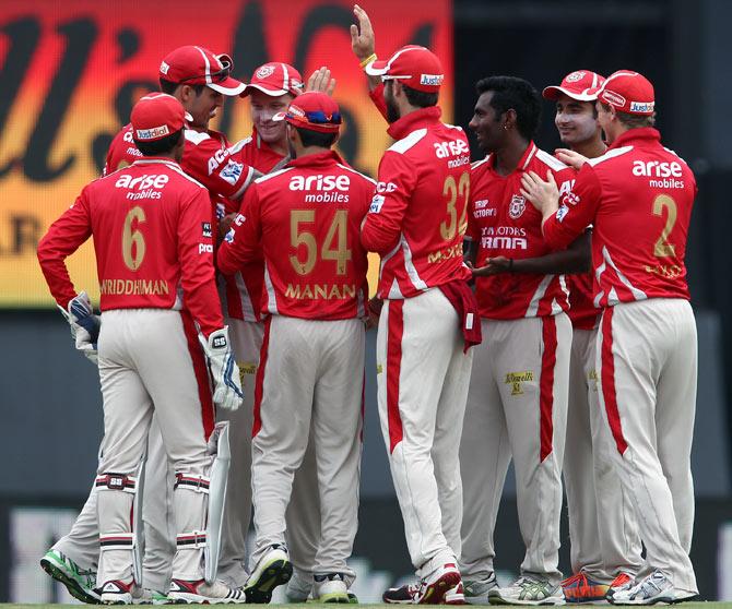 IPL 8 Squads: Kings XI Punjab