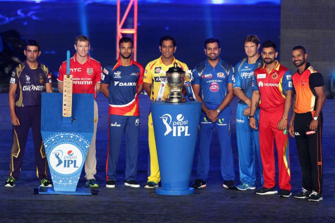 IPL opening funds donated to CRPF, Armed Forces