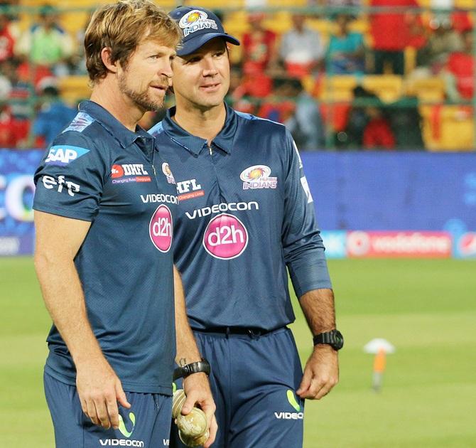 Jonty Rhodes applies for India fielding coach's post