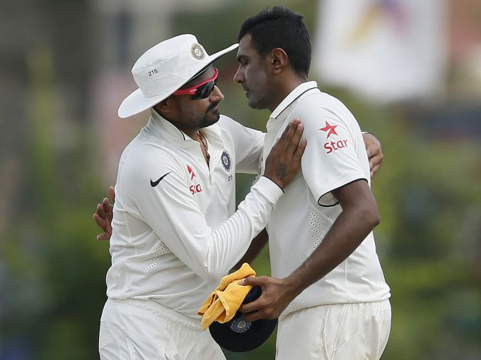 'Ashwin being injured on two tours. When your team needs you the most, you [R Ashwin] get injured', Harbhajan Singh was quoted as saying in the media