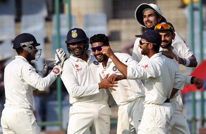 India-SA Tests: How both teams fare
