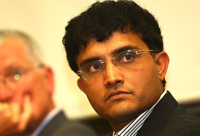 'Ganguly will lead BCCI to new heights'