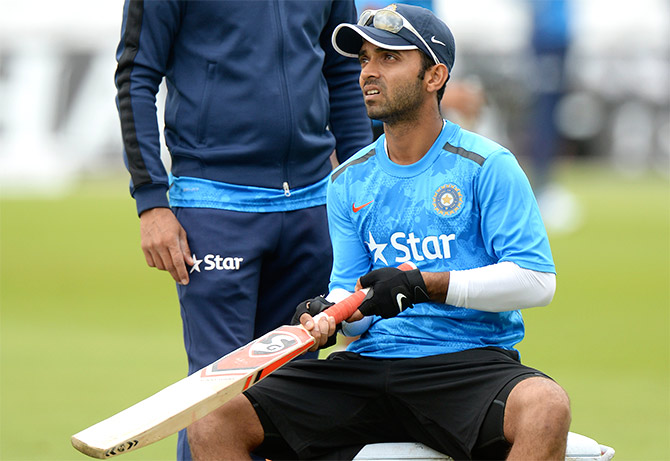 Ind v SA: Rahane may get axe from playing XI