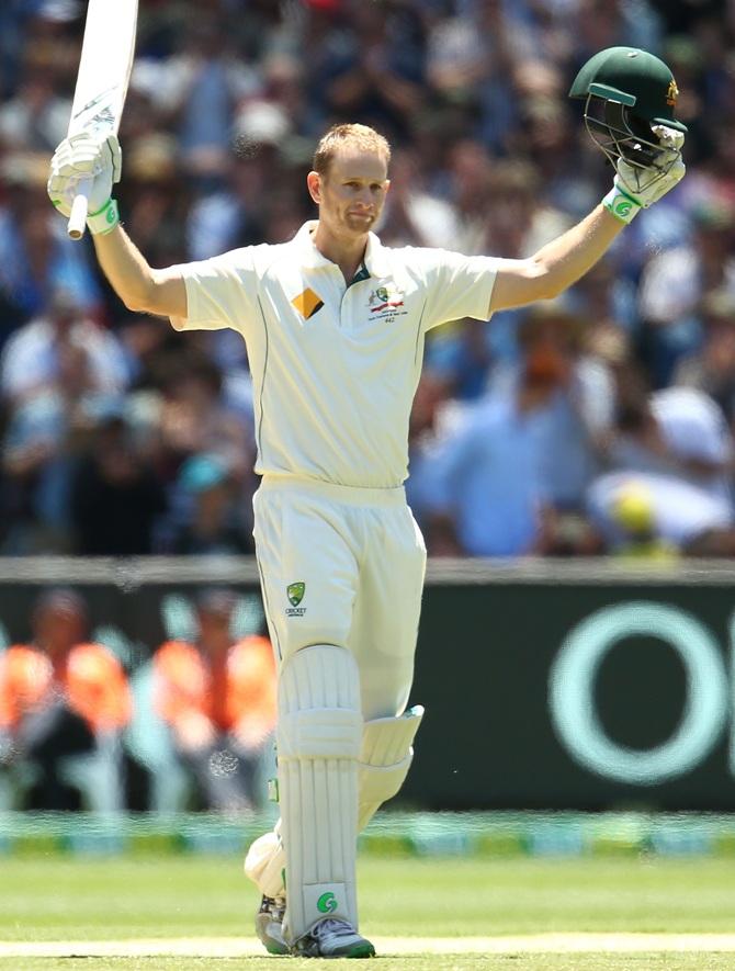 Australia batsman Voges, bowler Doherty retire
