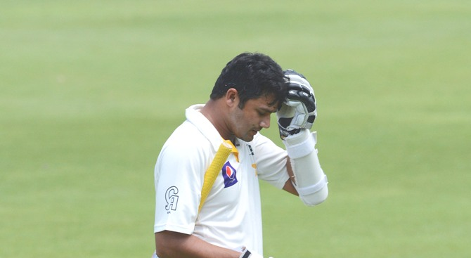 Azhar Ali of Pakistan