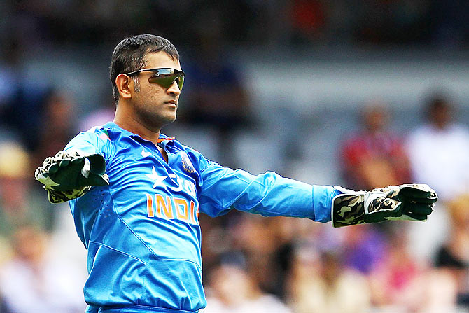 Why success at Champions Trophy is important for Dhoni
