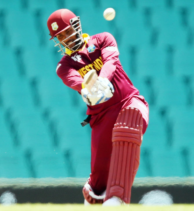 Denesh Ramdin says the lack of big names is the reason behind the Windies fall