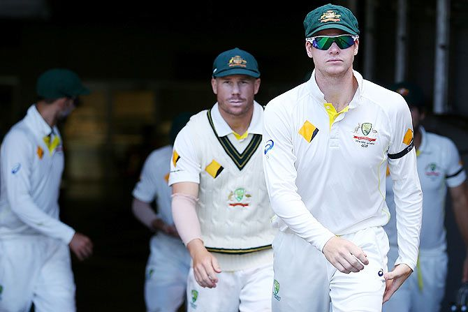 Australian captain Steve Smith hoping to keep things tight and the result in his favour