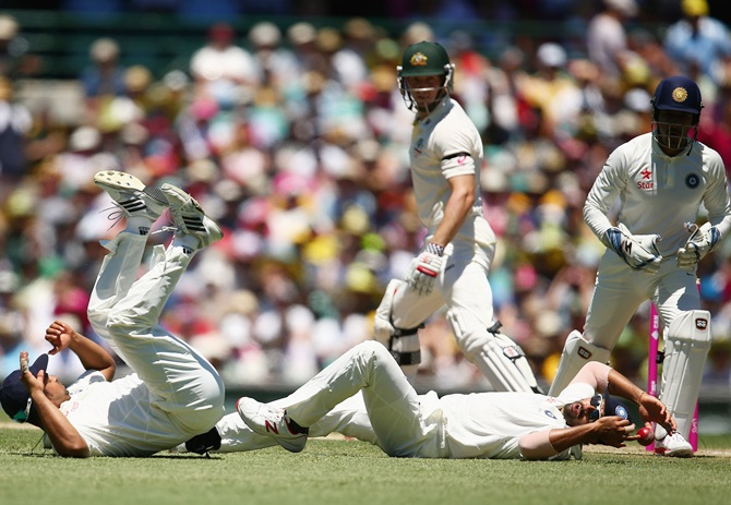 Shaun Marsh of Australia is dropped